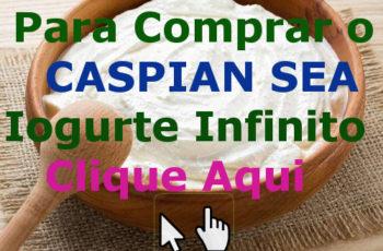 Doação Comprar Caspio Caspian iogurte infinito