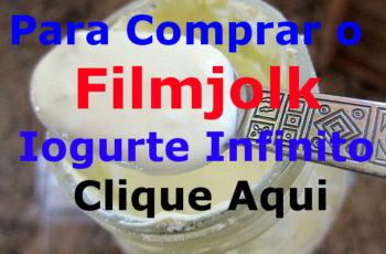 Doação Comprar Filmjolk iogurte infinito